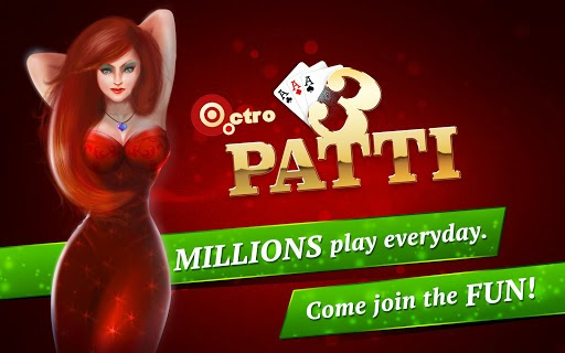 Download Teen Patti - Indian Poker APK 2.11 : Game Gratis Android