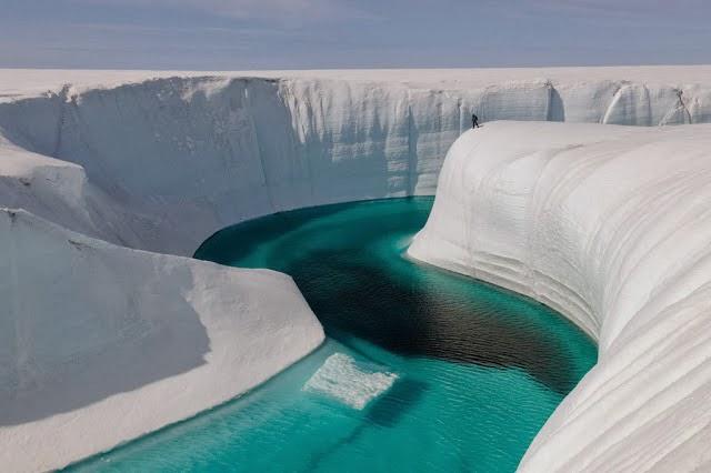 Gunung es Mencair