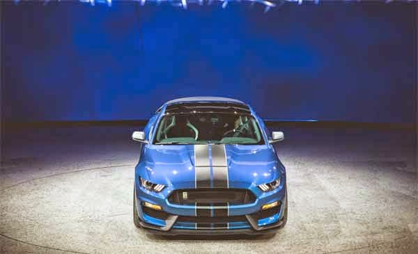 2016 Ford Mustang Shelby GT350 Price Canada