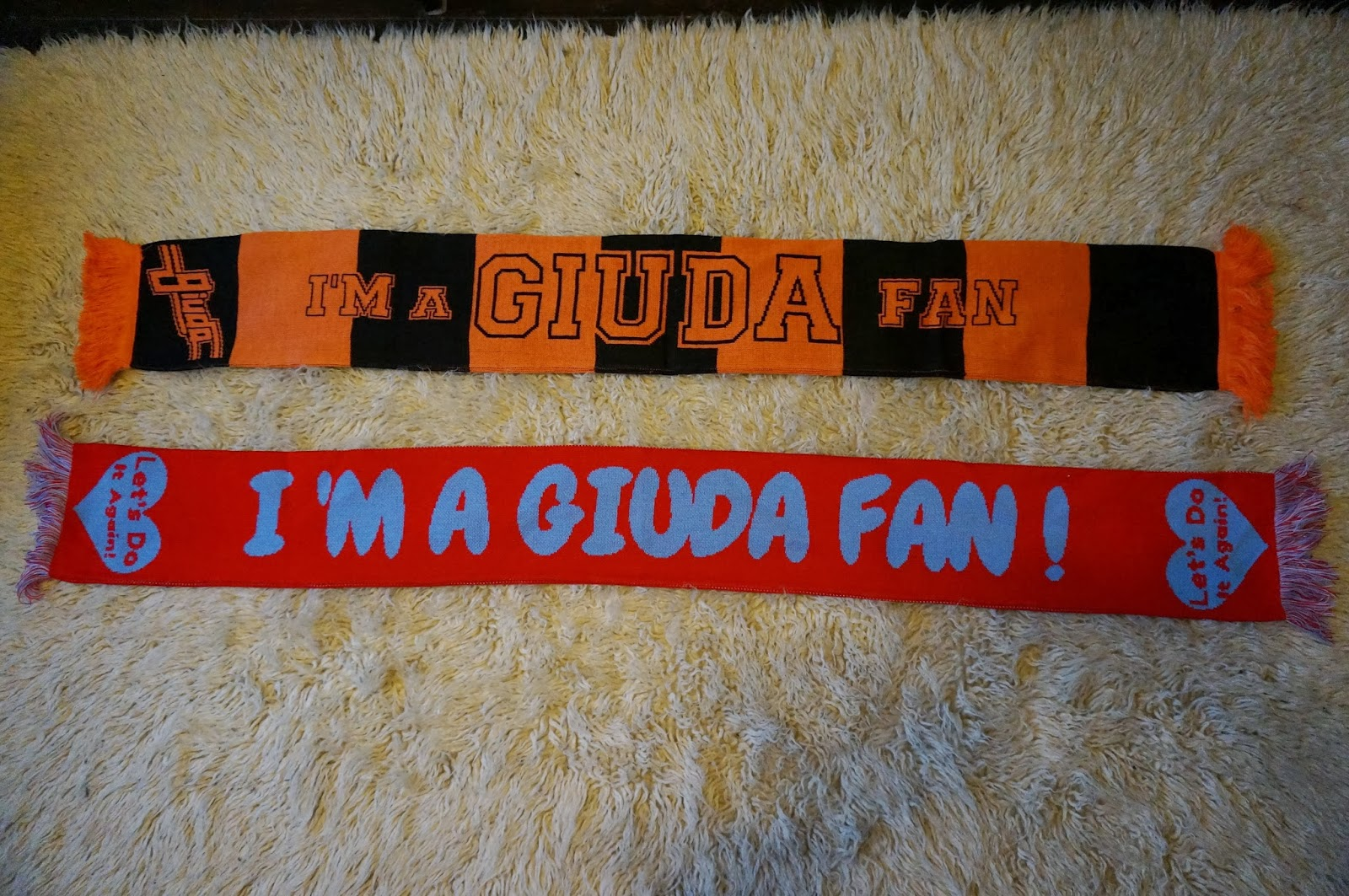 Giuda Horde France - i'm a Giuda fan scarf football