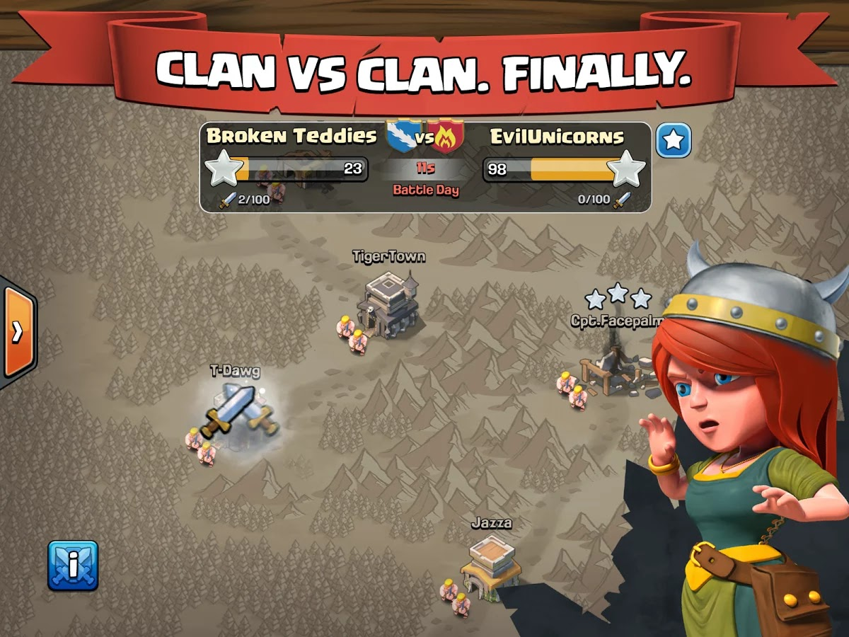Clash of Clans v6.253.5