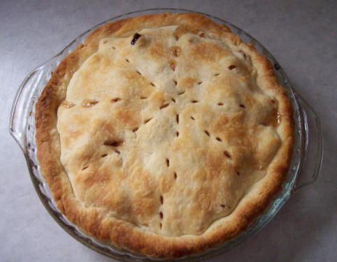 Eccentric Lhee: Mom's Apple Pie