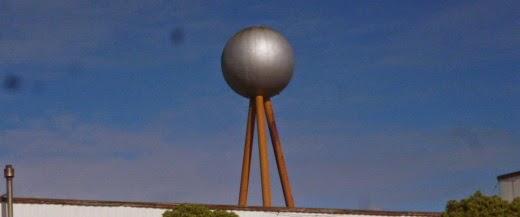 Fletcher Jones Globe