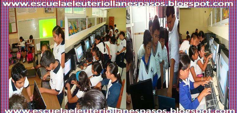 Las TICS en la educación primaria.