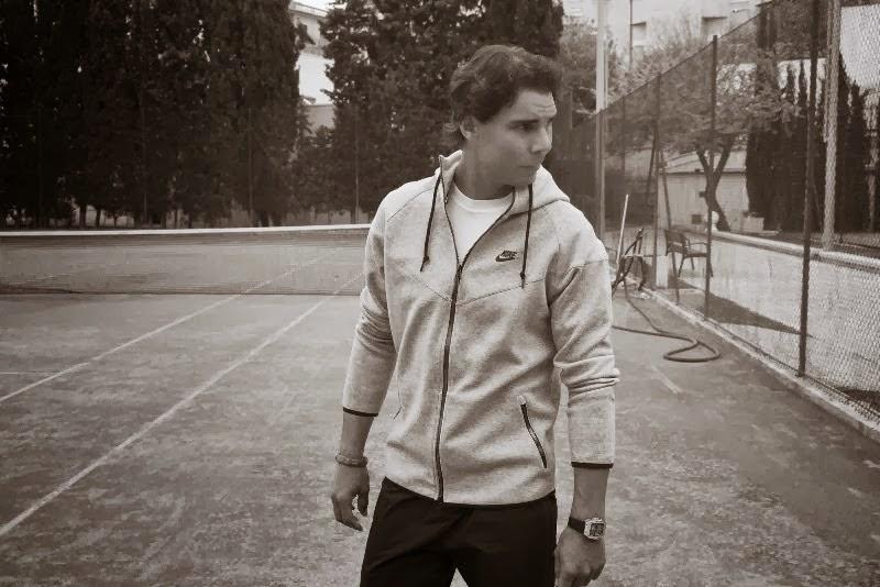 Rafael Nadal'dan 2014 Yılının Son Tenis Haberi