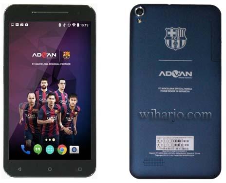 Harga Tablet Advan Barca Tab Pro 7
