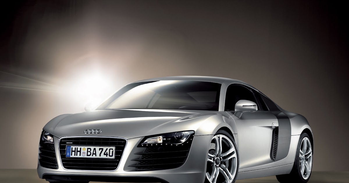 World Of Cars: Audi R8 Images - 1