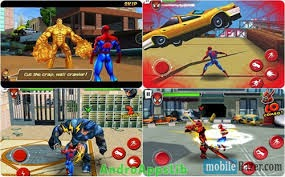 Spider-Man Unlimited Latest Apk V1.2.0h For Android Free Download