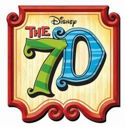Disney's 7D