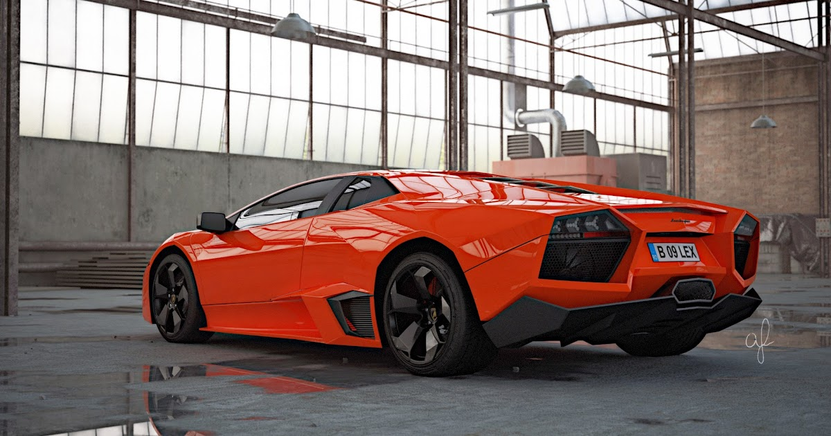 Orange Lamborghini Aventador Car Wallpapers HD Wallpaper Pictures ...
