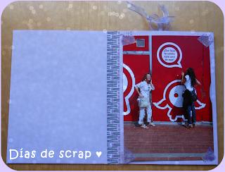 scrap postal cumpleaños