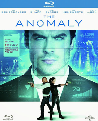Download Filme The Anomaly BDRip AVI + RMVB Legendado