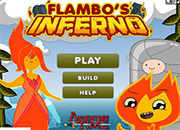 Flambos inferno Adventure Time