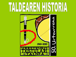 Gure taldearen historia