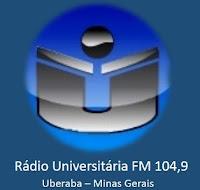 Rádio Universitária FM da Cidade de Uberaba ao vivo