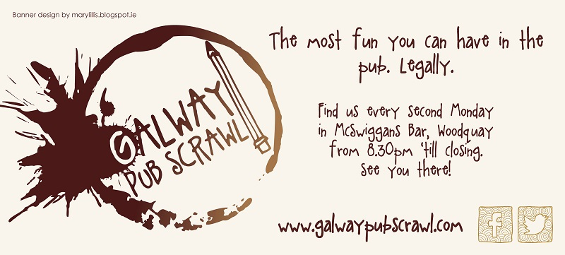 Galway Pub Scrawl