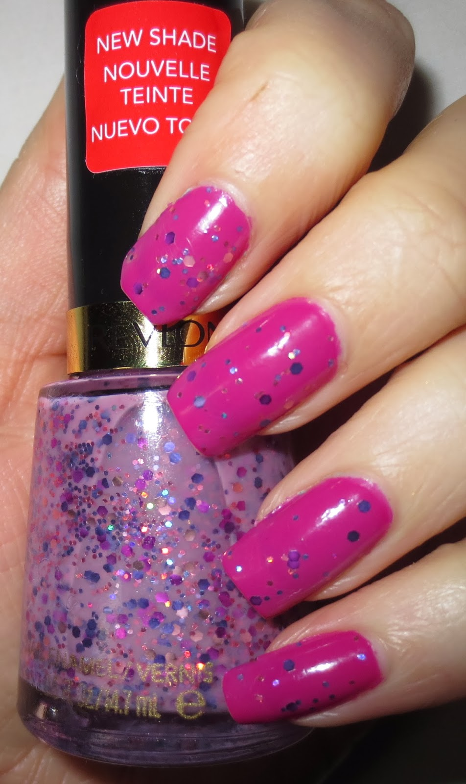 Revlon Nail Enamel in Girly