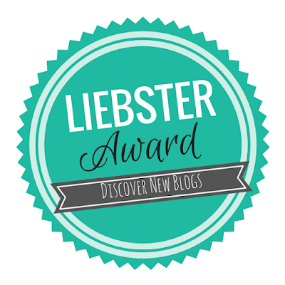 Liebster Award for me ...and for you!