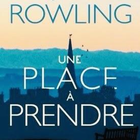 Rowling Une Place à Prendre Concours