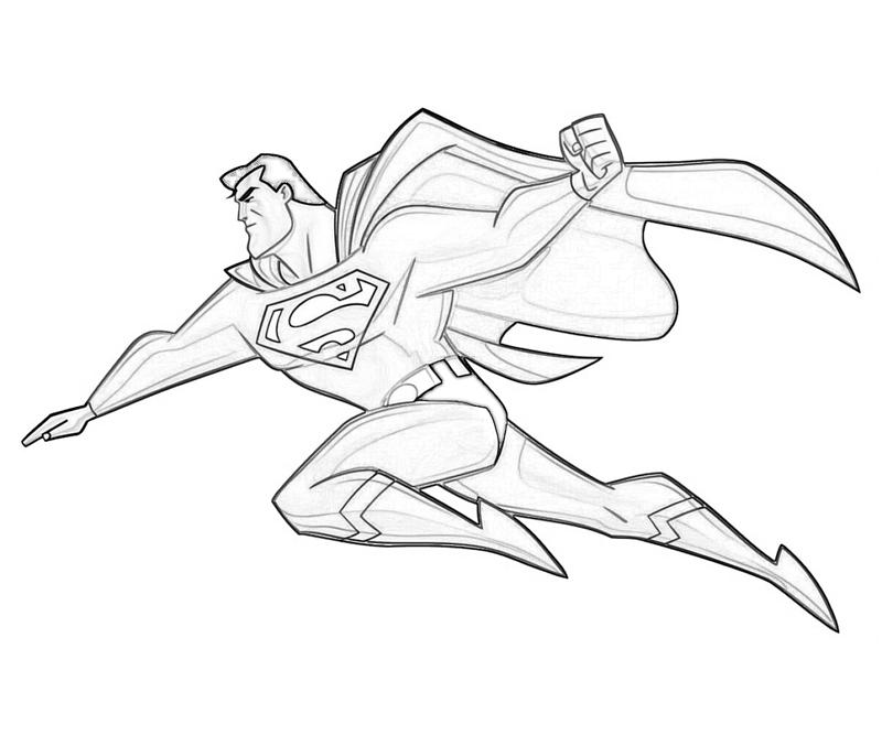 injustice-gods-among-us-superman-fight-coloring-pages