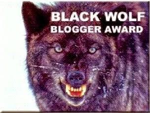 Premio Black Wolf Blogger