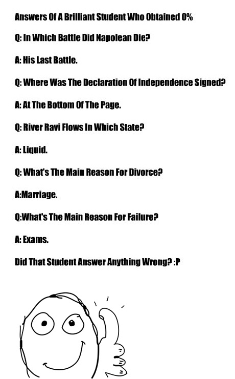 Epic Test Answers