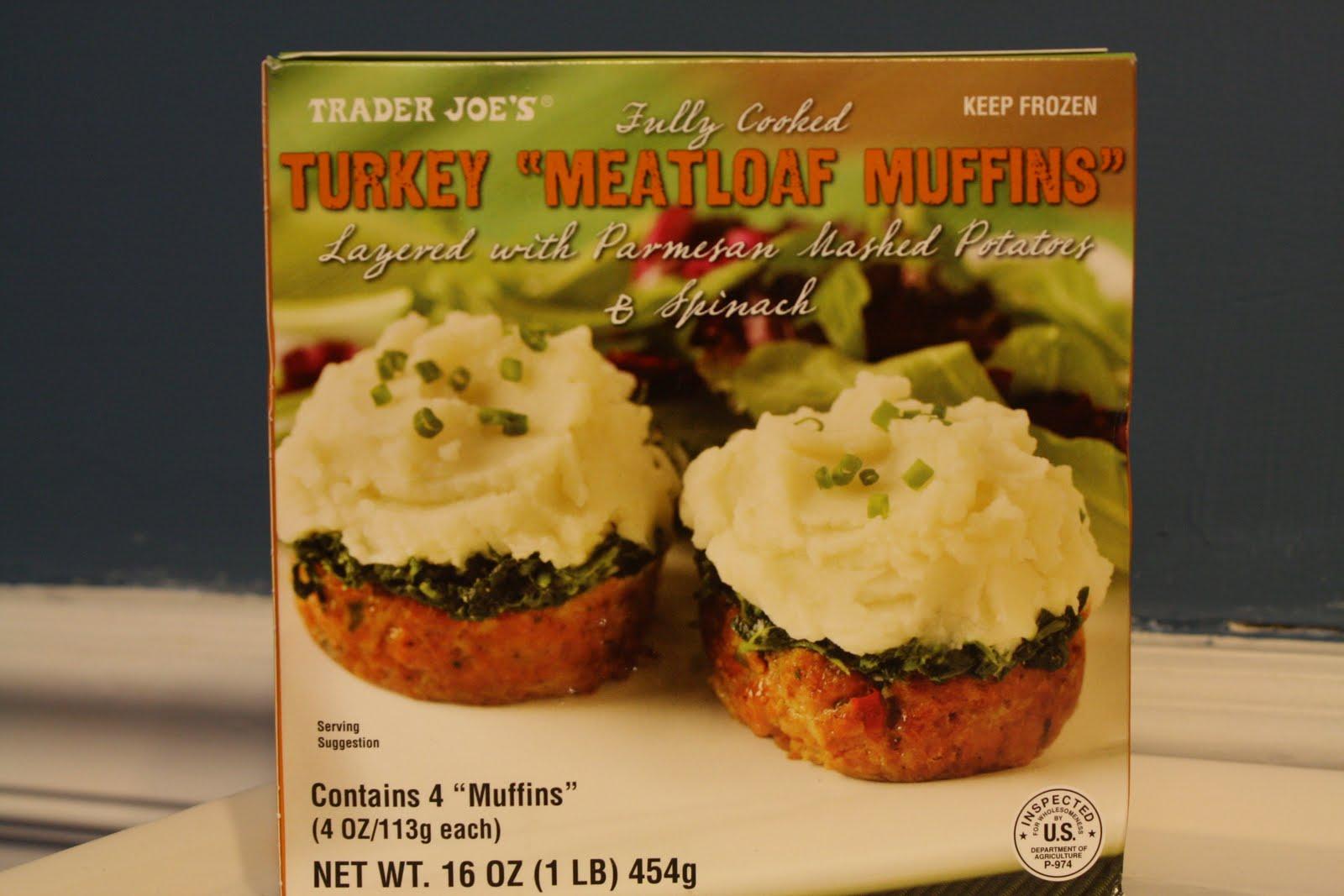 Turkey Meatloaf With Gravy Trader Joe's Turkey Meatloaf