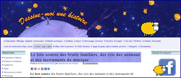 http://dessinemoiunehistoire.net/