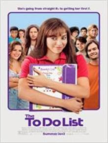 Baixar The To Do List Dublado RMVB + AVI + Torrent