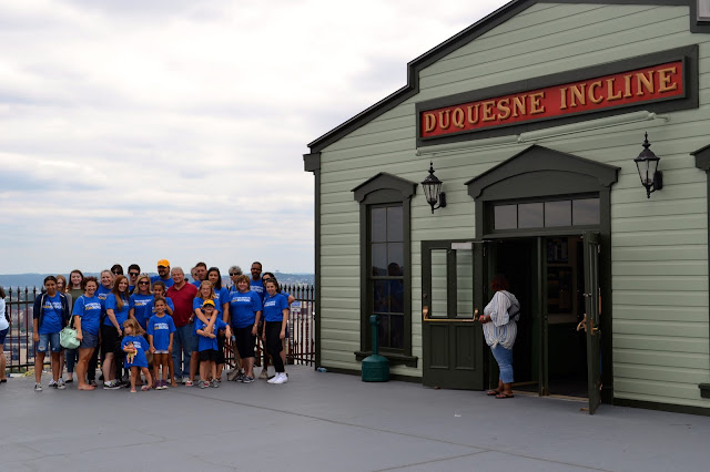 The Duquesne Incline was rescued and restored by local citizens in 1963 and has been operating seven days a week since then. #kidsburgh #lovepgh