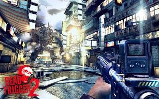 Dead Trigger 2 full hileli apk para hilesi mermi hilesi