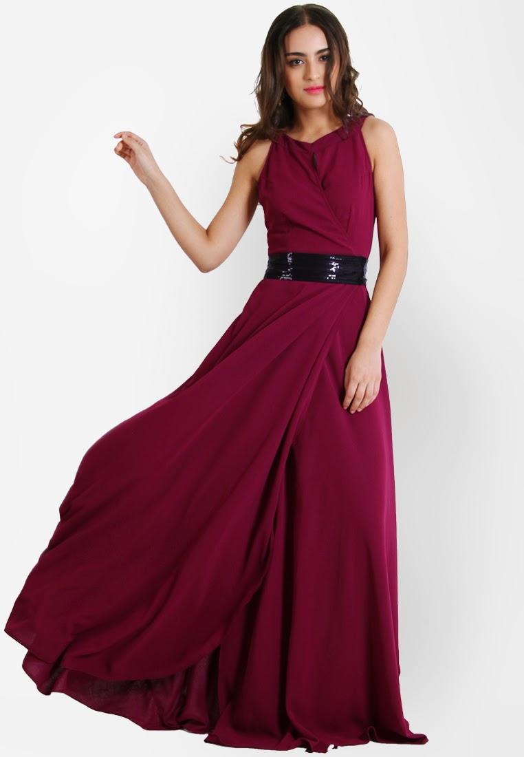 Simple dresses: Party dresses jabong