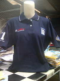 Sample Polo-shirt bahan lacost cotton