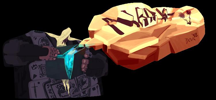katana sliced