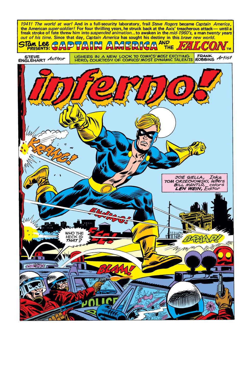 Captain America (1968) Issue #182 #96 - English 2
