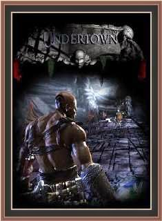 Undertown Cover, Poster
