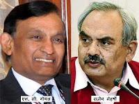 L.C Goyal & Rajiv Mehrishi
