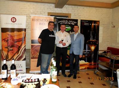 Razvan Stoenescu, Gabi Cristea si Daniel Botea