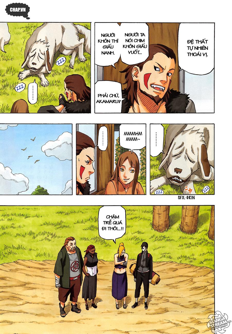 Naruto chap 700 – Chap cuối Trang 7