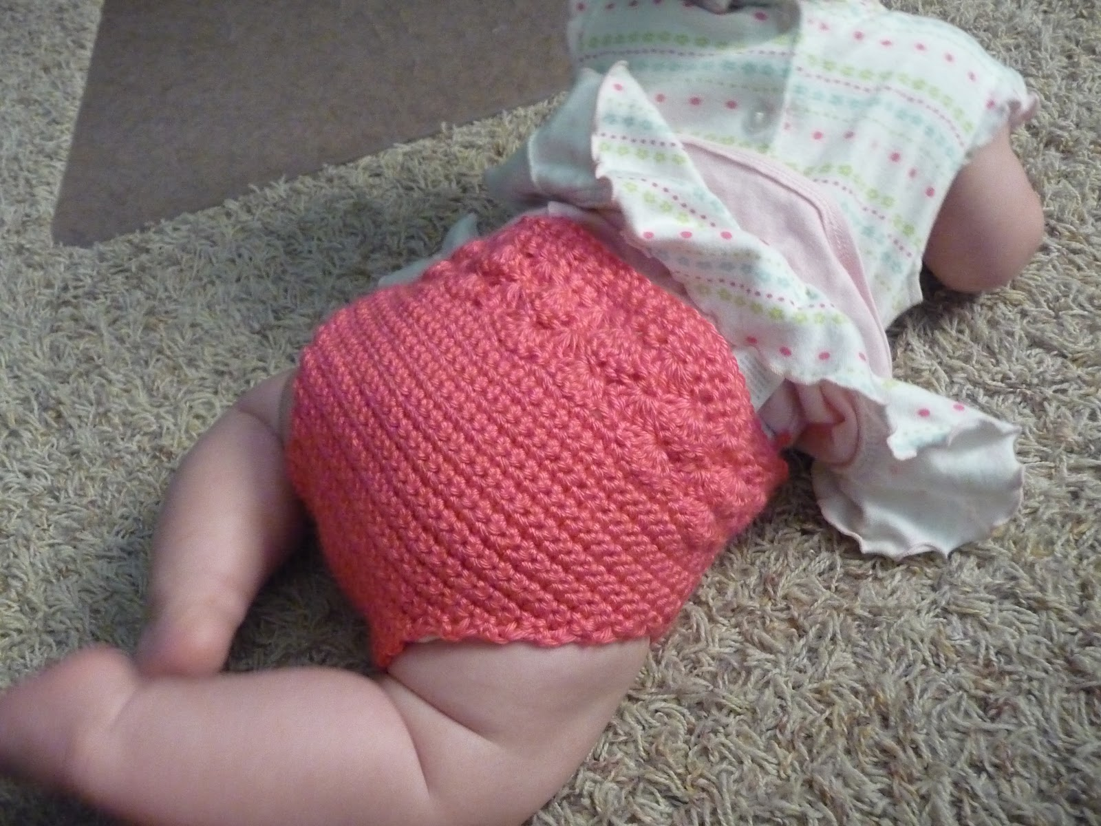 Baby Bloomer/Diaper Cover Pattern