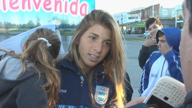 Todas las chicas Argentinas de los JJOO