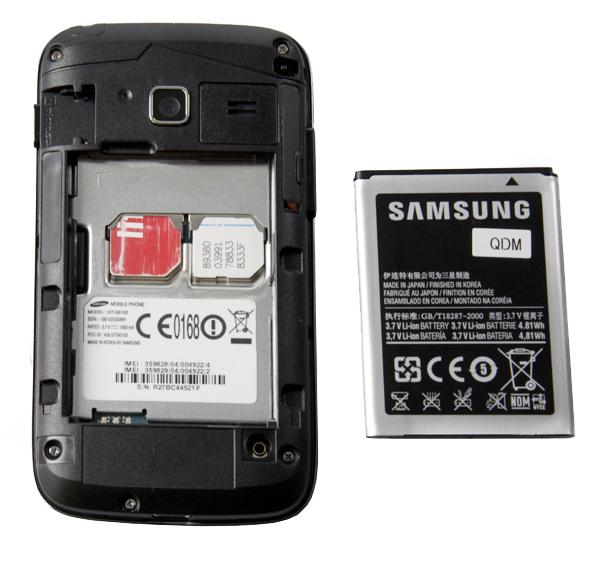 صور موبايل سامسونج جلاكسي Galaxy Y Duos S6102