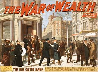 war of wealth poster