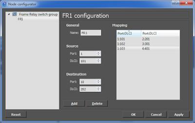 FR1 Configuration (Star Topology)