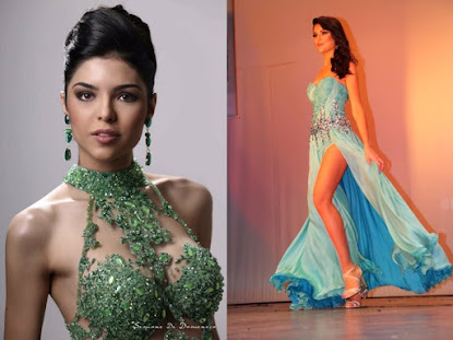 Miss Piauí Universo 2015, Ana Letícia Ramos fala da veracidade em concursos no Brasil
