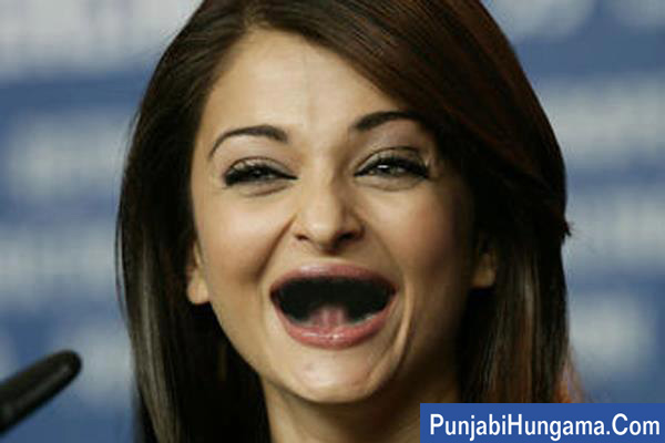 Aishwarya Rai Funny Photos (Bollywood Actress)