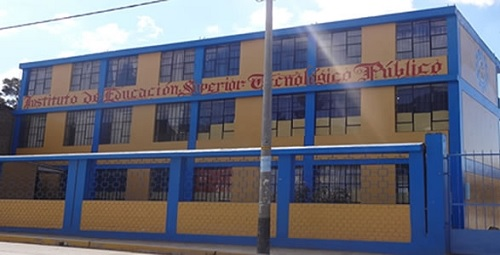 IEST MANUEL SCORZA TORRE - Acobamba