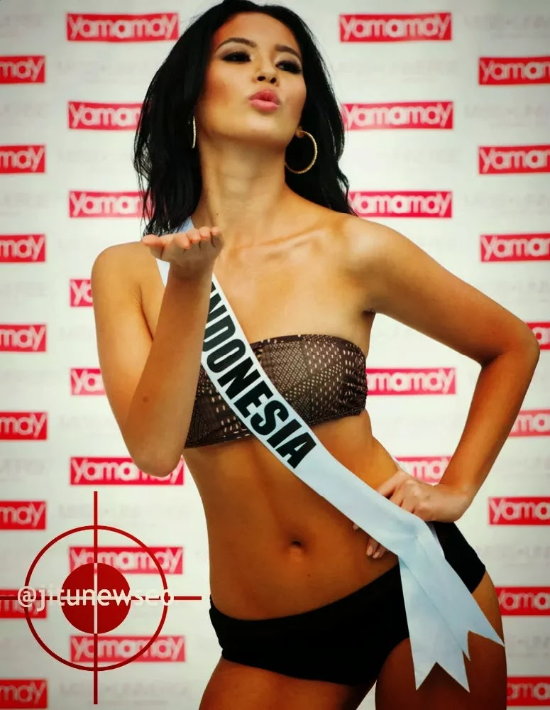 Bet you Bikini bun contest bello segars