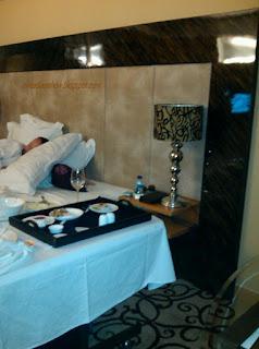 kamar Meritus Hotel surabaya