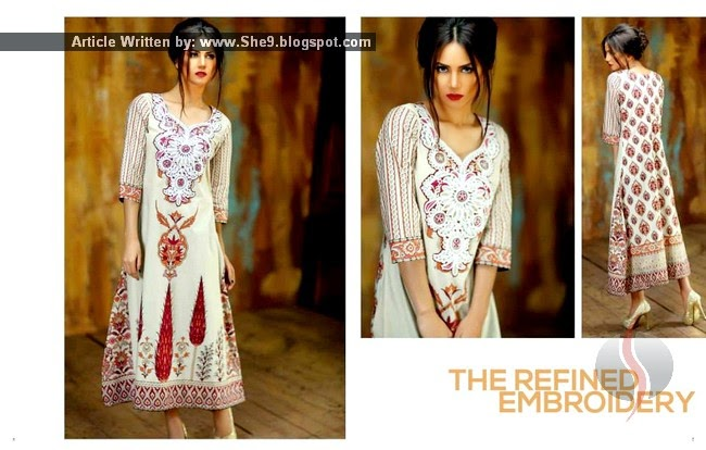 Subhata Kurti Spring-Summer Collection 2015